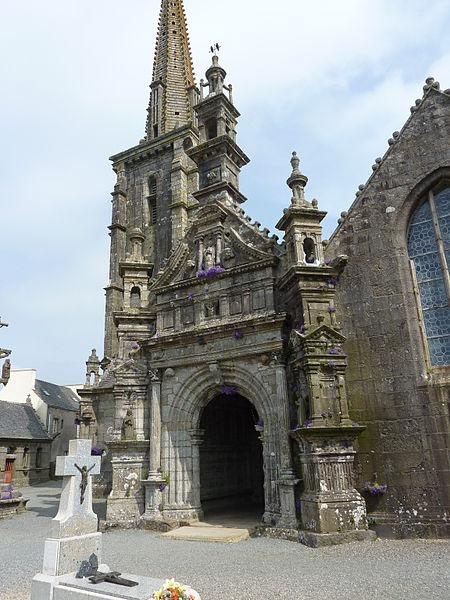 Commana Eglise Saint-Derrien