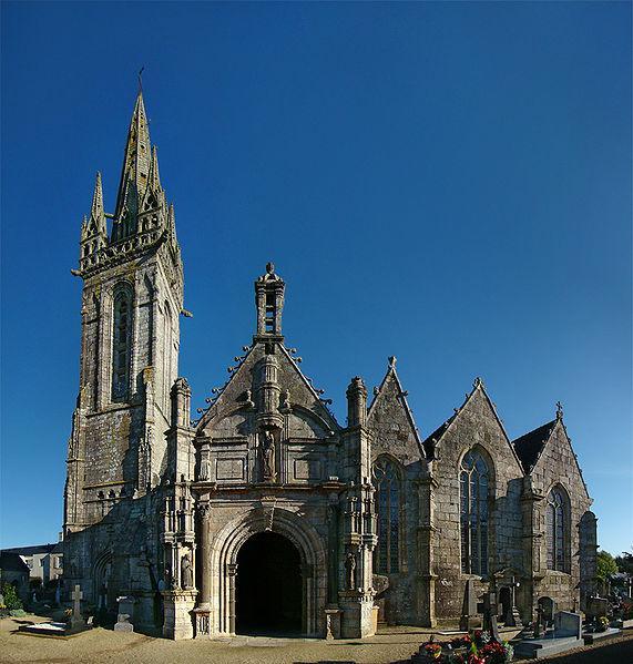 Image : Église de Bodilis
