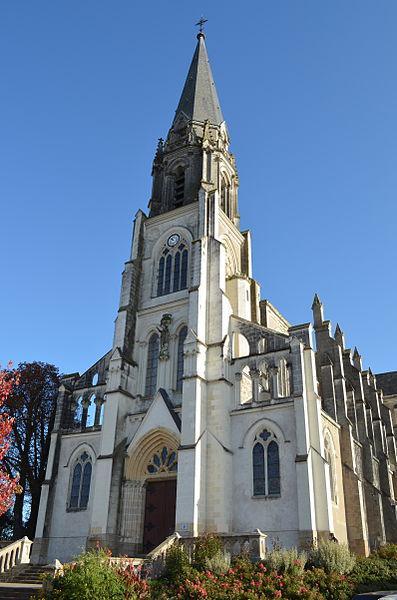 Beaupréau - Église Notre-Dame