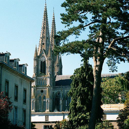 Cholet - Eglise Notre-Dame
