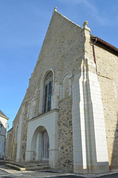 Chemillé - Église Notre-Dame