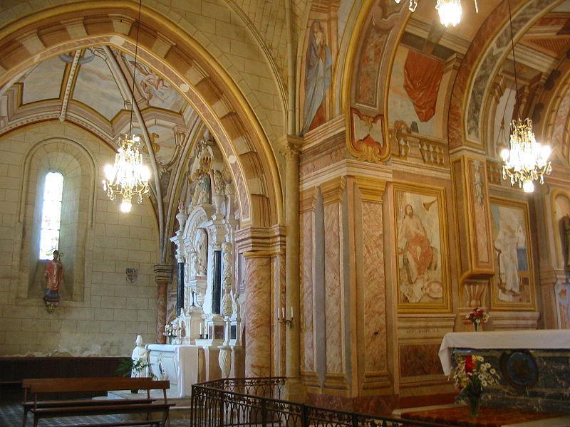 Église Saint-Denis d'Aubigné