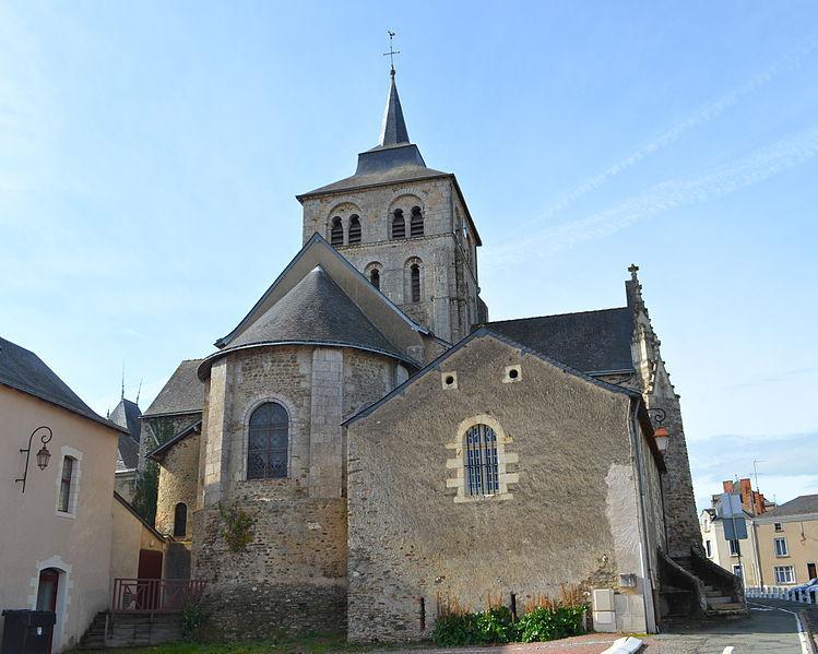 Église Saint Pierre - Chemillé