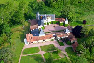 Château de Touvois, Maulévrier
