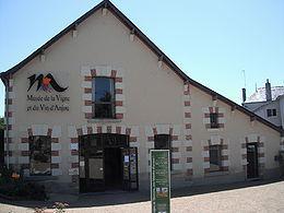 Saint-Lambert-du-Lattay, Musée de la Vigne et du Vin