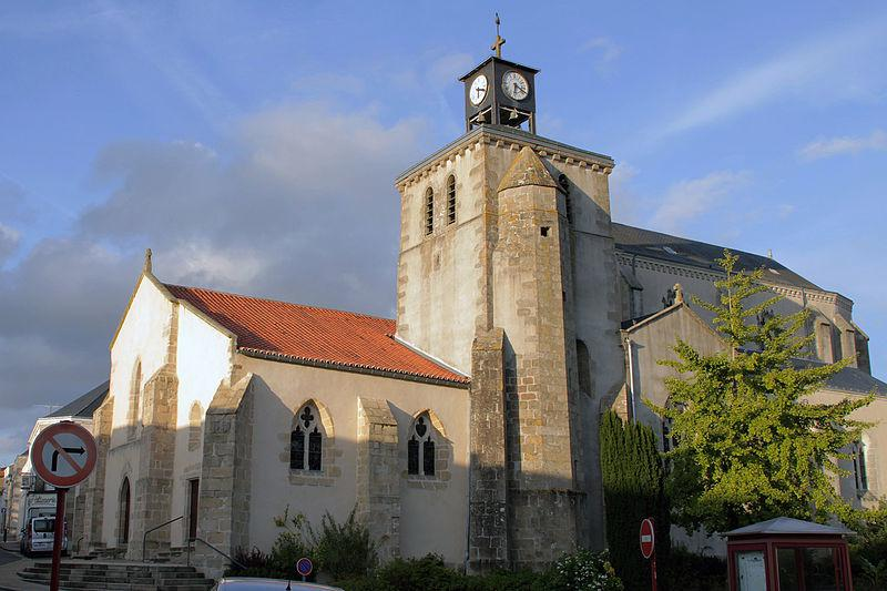 Église Notre-Dame de La Séguinière