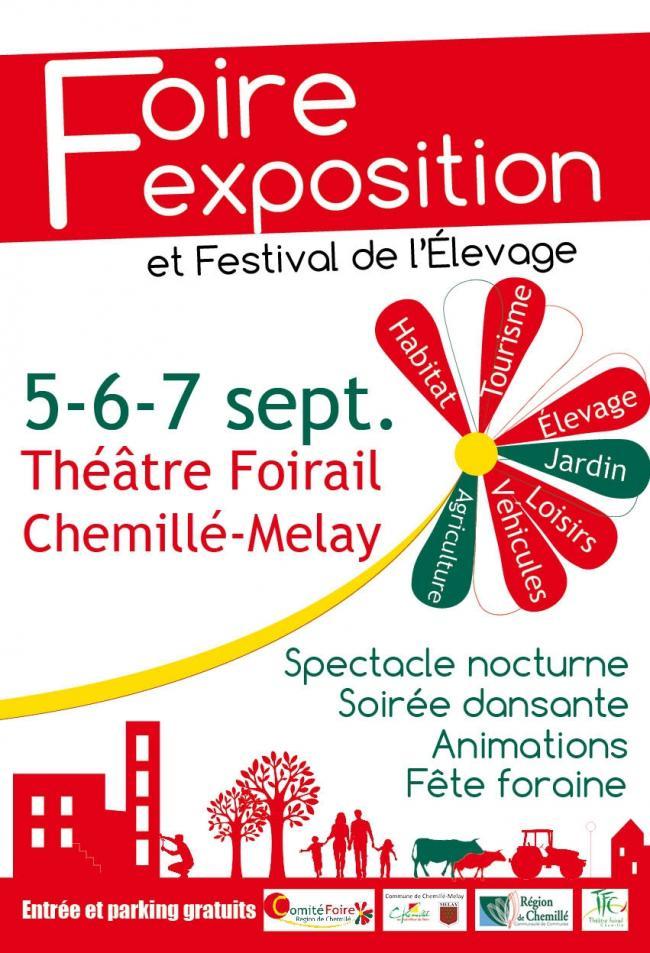 Foire Exposition De Chemillé