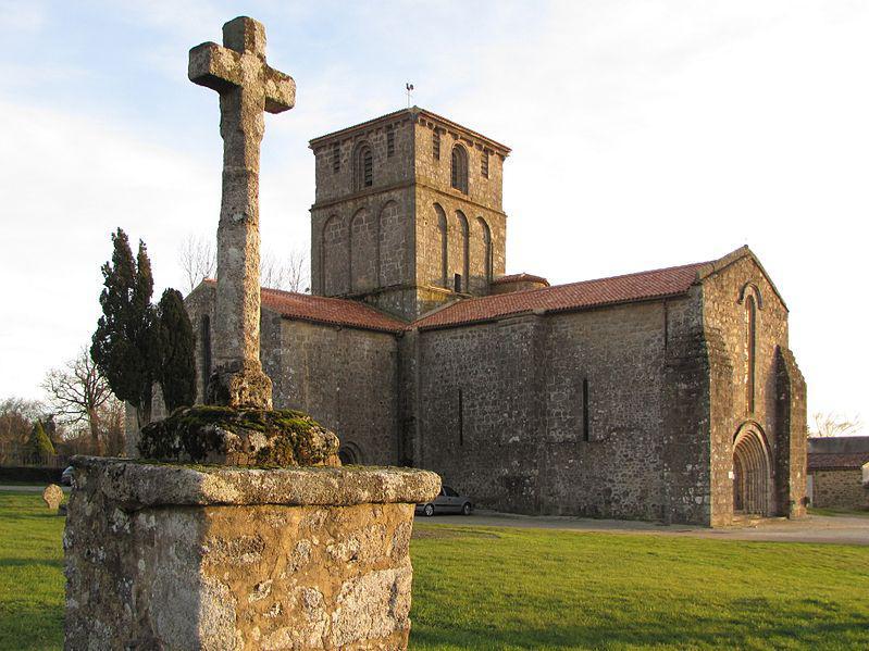 Eglise du Vieux Pouzauges