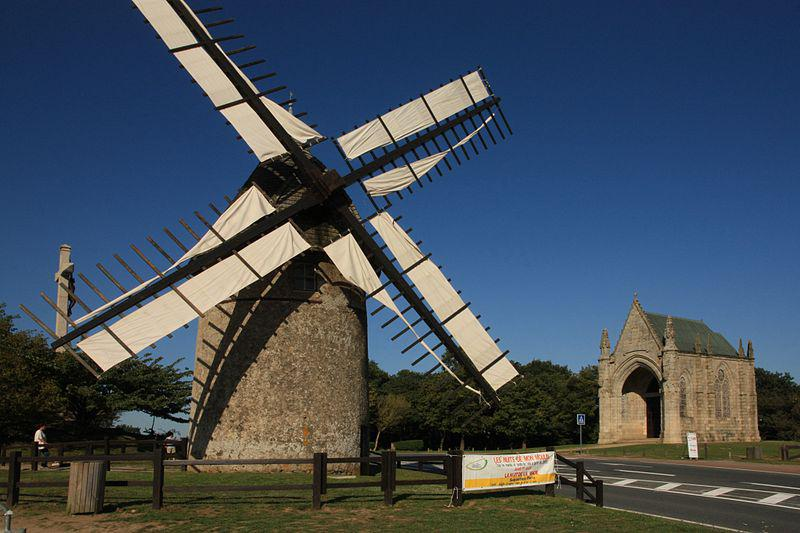 Moulin du Mont des Alouettes