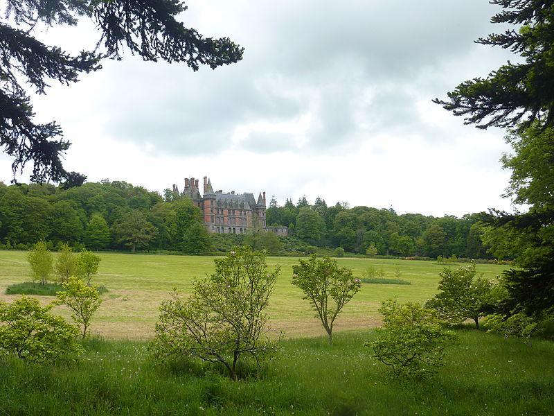 Image : Domaine départemental - Château de Trévarez