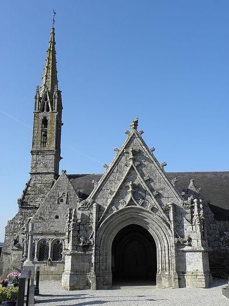 l'église Saint-Nicaise de Saint-Nic