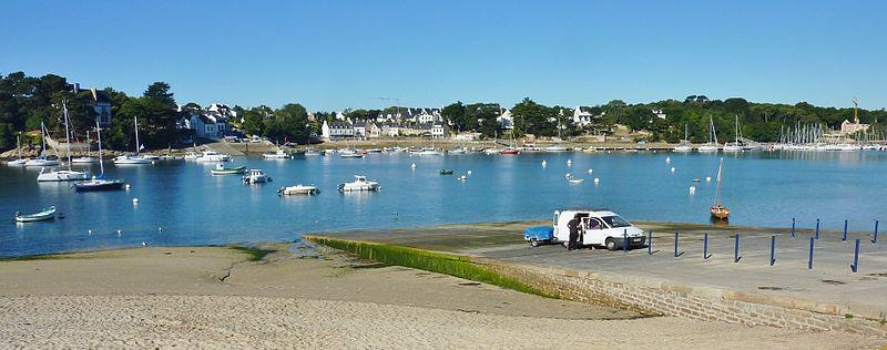 Image : Port de Sainte-Marine