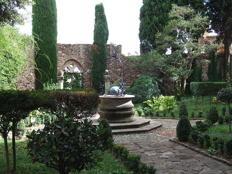 Jardins du château de la Napoule