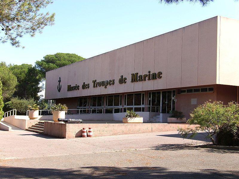Musée des troupes de Marines, Fréjus