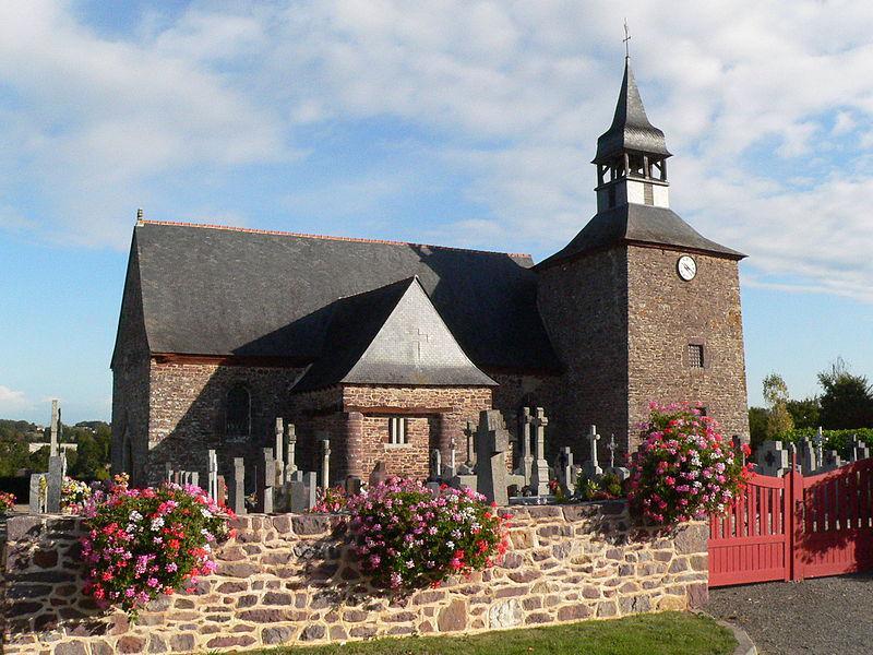 Image : Église Saint Guillaume