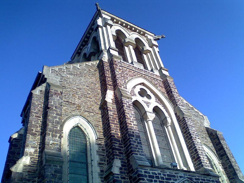 Image : Église Saint Meen
