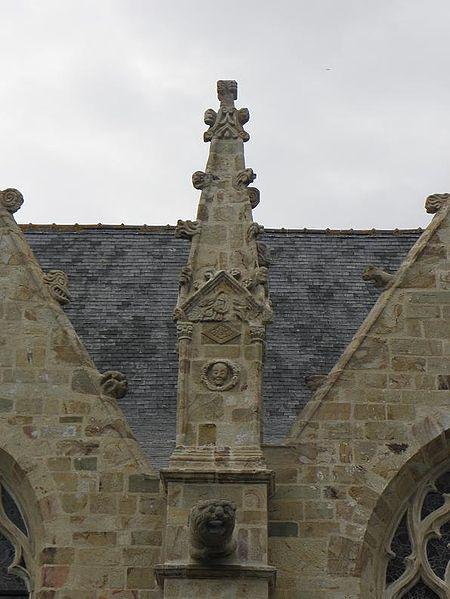 Image : Église Saint Melaine