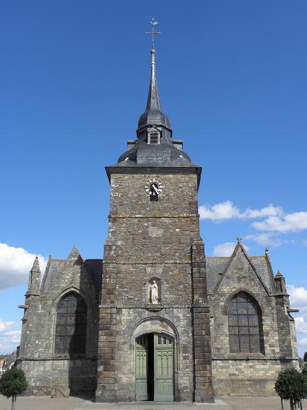 Eglise St-Patern de Louvigné-de-Bais