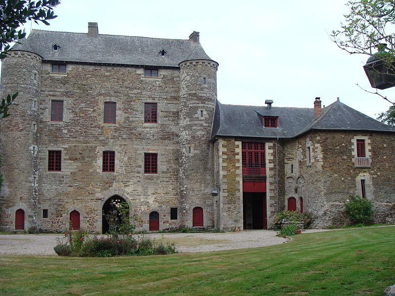 Image : Château de Montauban-de-Bretagne