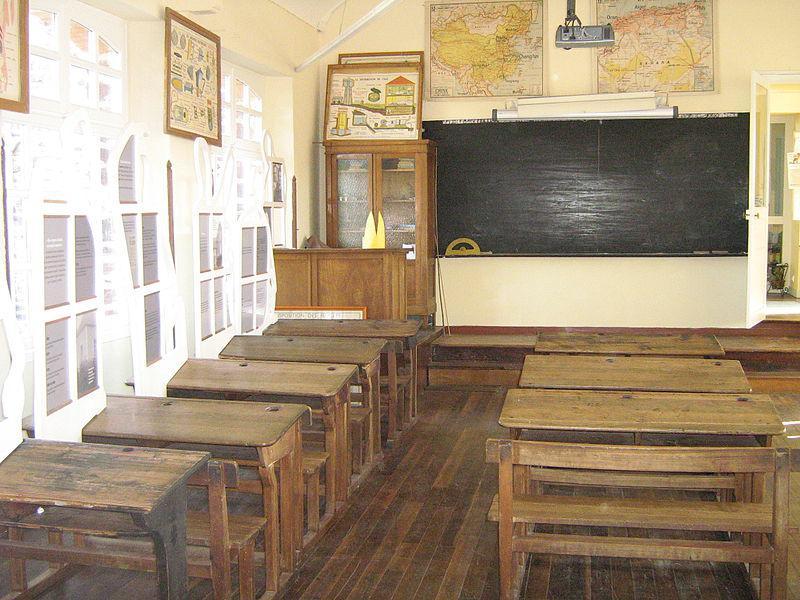 Image : Musée école de Saint-Gonlay