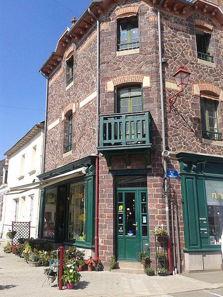 Image : Maisons à Boutique du Bourg D'Iffendic