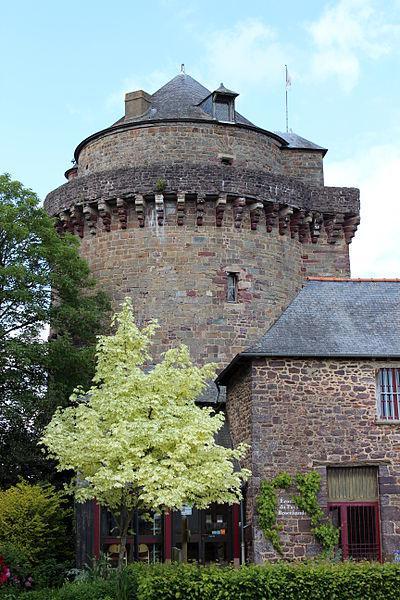 Image : Tour du Papegault
