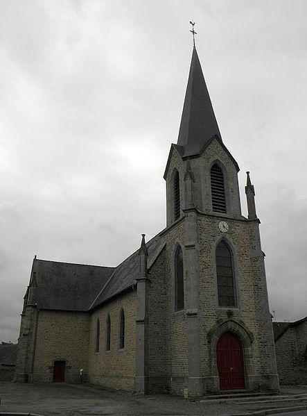 Église Saint-Pierre et de l'Immaculée-Conception de Mecé