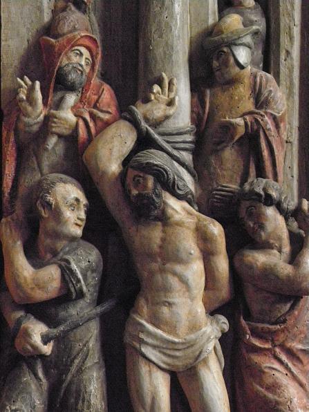 Image : Collégiale Sainte-Marie Madeleine de Champeaux