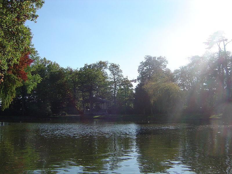 Image : Jardin du Parc de Vitré