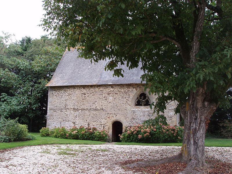 Chapelle du Pinel à Argentré-du-Plessis