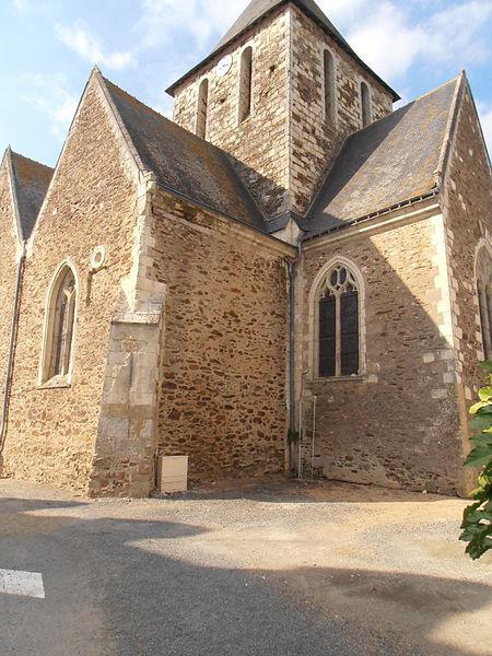 L'église de Miré