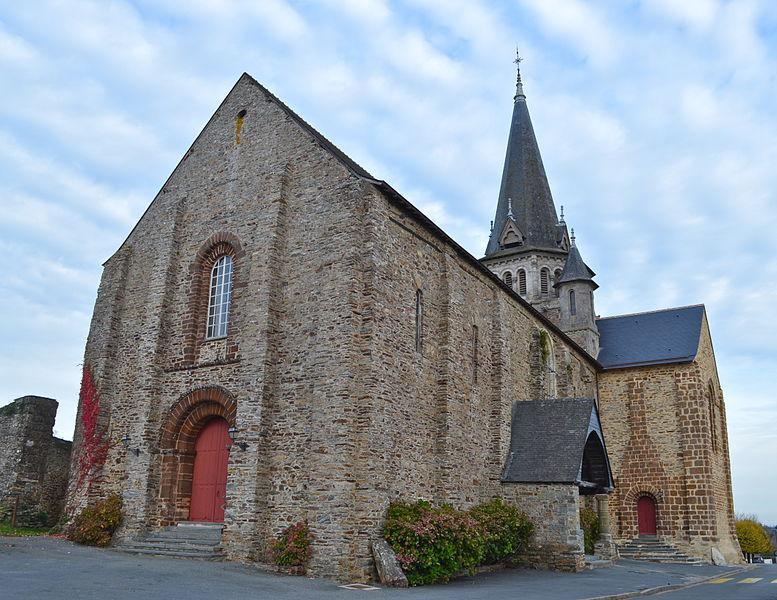 Chateaubriant - Eglise Saint-Jean de Béré