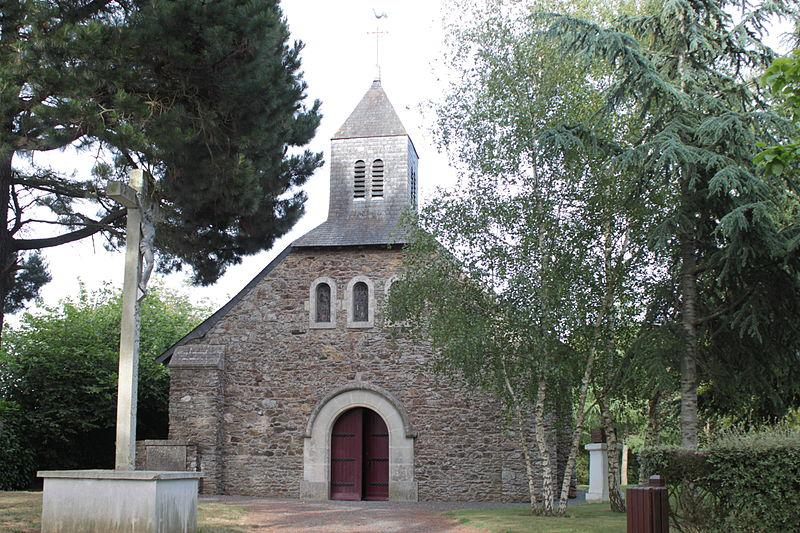 Chapelle Saint-Michel-du-Bois