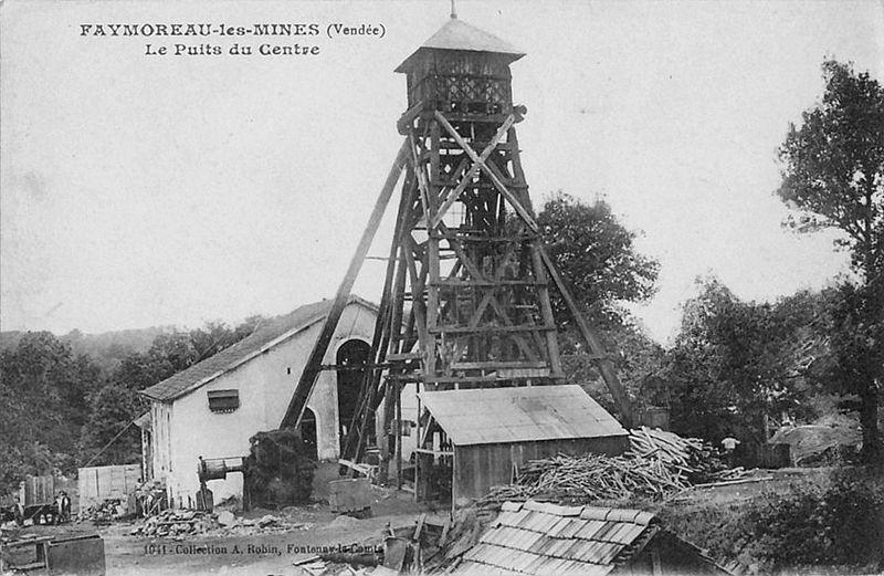 Mine de Faymoreaux
