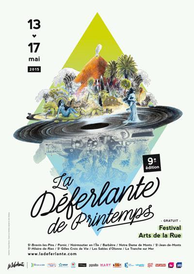 "Festival ""la Deferlante De Printemps"