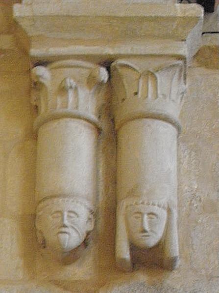 Chœur de l'abbatiale de Saint-Méen-le-Grand