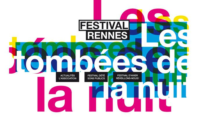"""Image : Festival """"les Tombées de la Nuit"""""""
