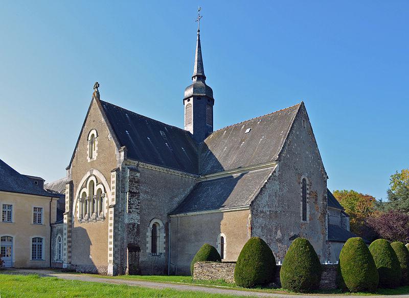 Eglise de l'Abbaye Notre-Dame de Melleray