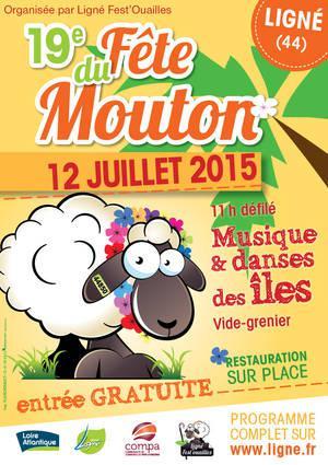 Fête Du Mouton de Ligné