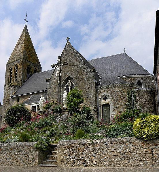 Église Saint-Pierre de Parné-sur-Roc
