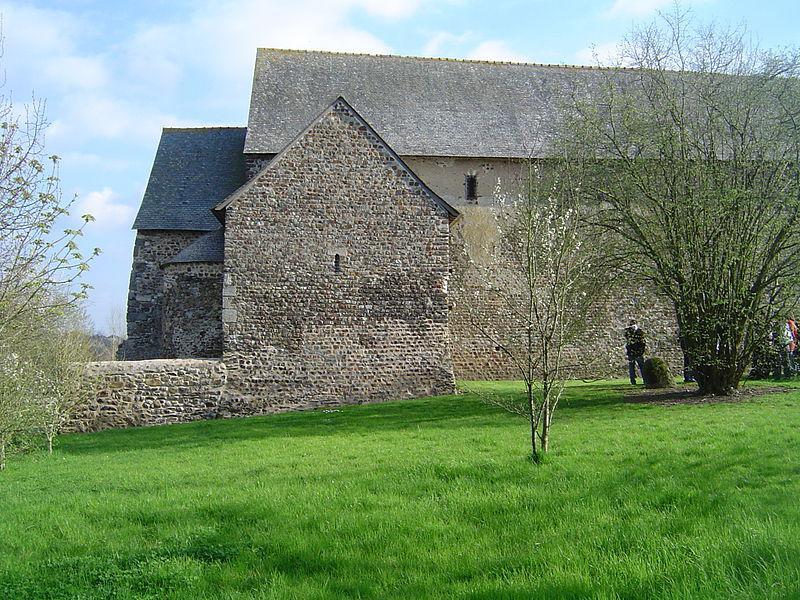 Chapelle de Pritz