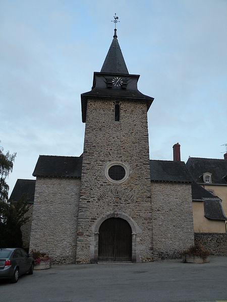 Église de Saint-Berthevin