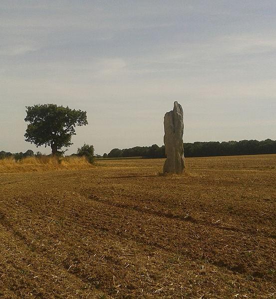 Menhir de la Hune