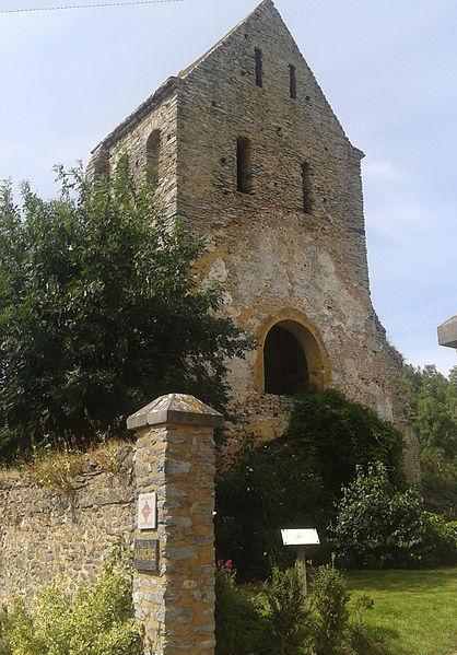 église de La Cropte