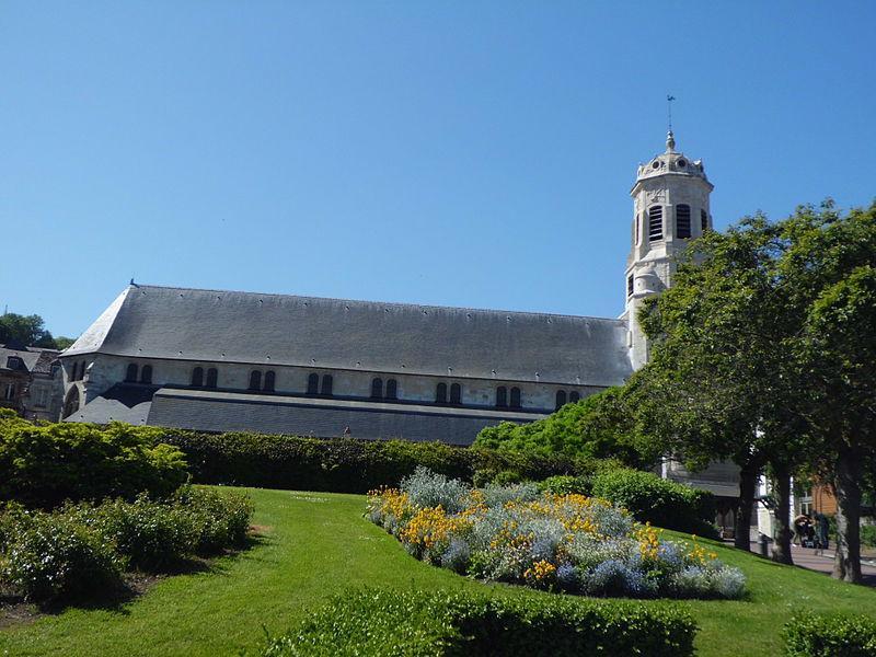Eglise Saint-Léonard de Honfleur