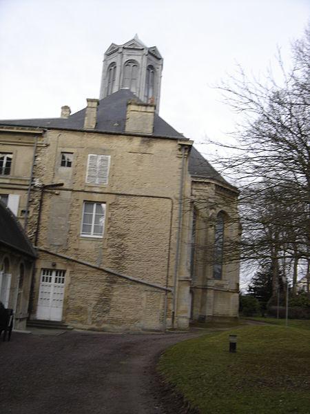 Chapelle de la Congrégation Notre-Dame de Fidélité