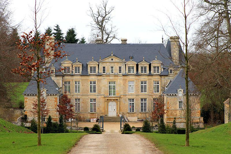 Acqueville château de la Motte