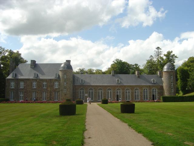 Chateau de Pontécoulant