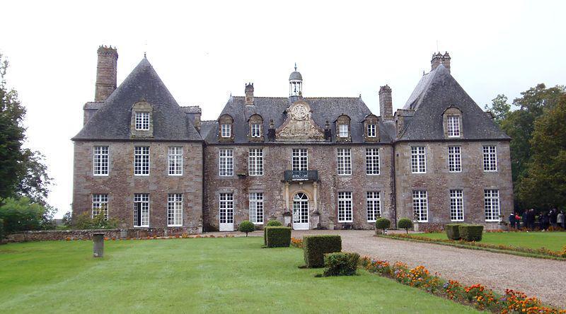 Rabodanges, le château