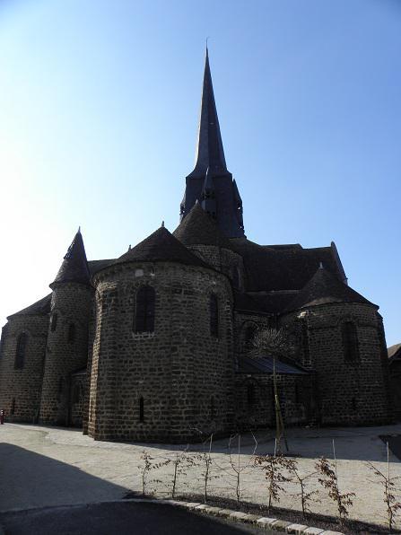 Image : Église Notre-Dame de Verneuil-sur-Avre